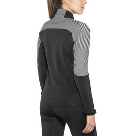 UYN Climable Jacket Woman Black/Medium Grey/Off White